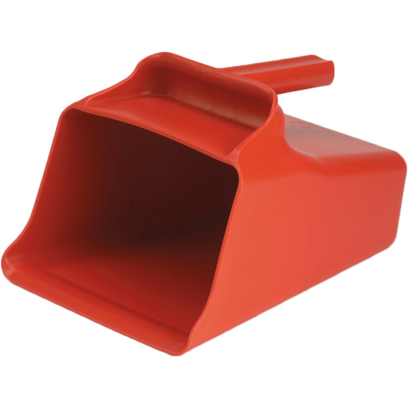 Remco 6550 1 Gallon / 128 oz. Mega Plastic Scoop