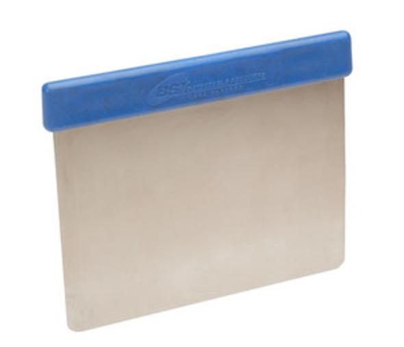 BST MDSSCR01 Flexible Stainless Steel Scraper w/ Plastic Detectable Grip