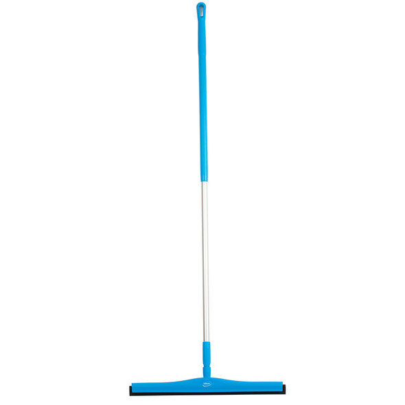 "Vikan 7754 24"" Double Foam Squeegee with 60"" Handle"