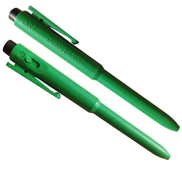 BST RRB Metal Detectable Retractable Rollerball Gel Pens - 25/pk