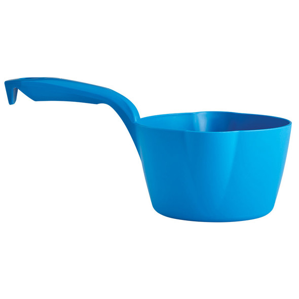 Vikan 5681 Small 32 oz. Dipping Bowl Scoop (Side View)