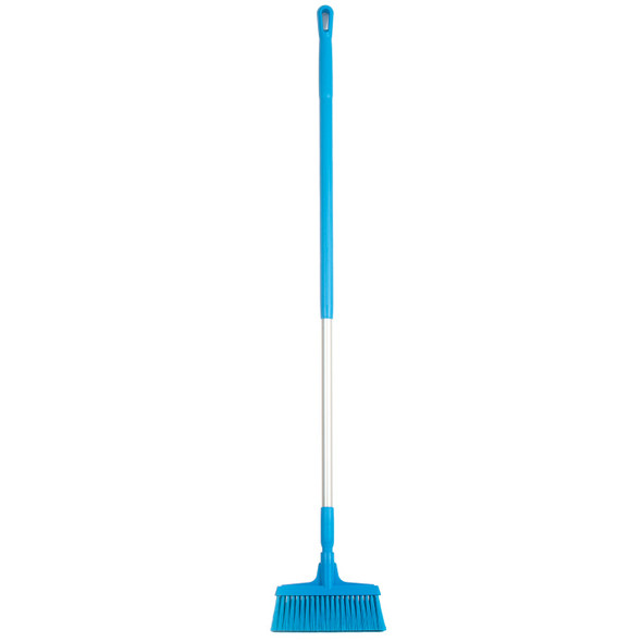 "Vikan 3104 10"" Upright Broom with 51"" Alum Handle"
