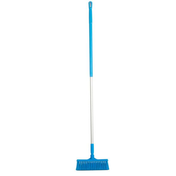 "Vikan 3166 12"" Straight Broom with 60""Alum Handle"