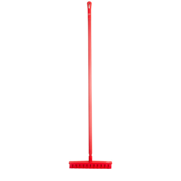 "Vikan 3173 16"" Medium UST Push Broom"