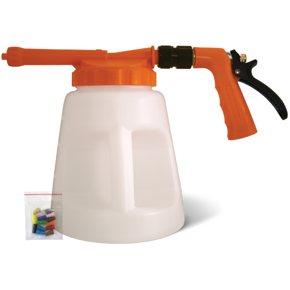 SANI-LAV Model N2FS Hose End Sanitizer with Nozzle