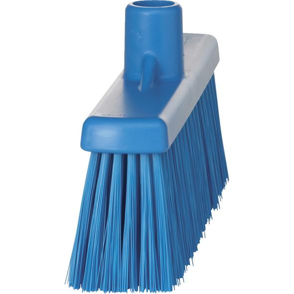 "Vikan 3166 12"" Upright Broom (Side View)"