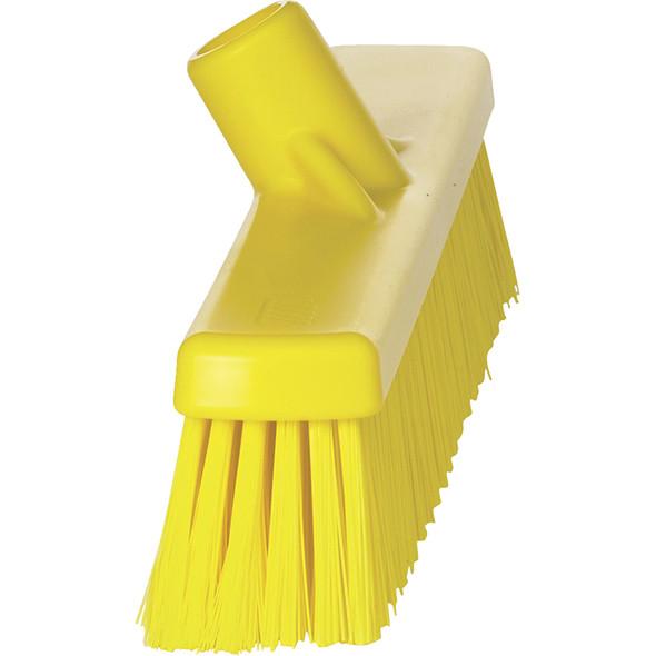 Vikan 3174 Combo Push Broom - Soft/Stiff (Side View)