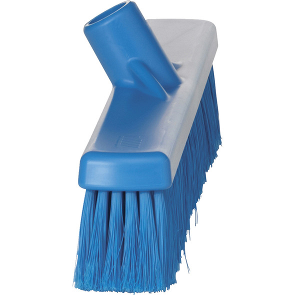 """Vikan 3178 16"""" Fine Particle Push Broom (Side View)"""