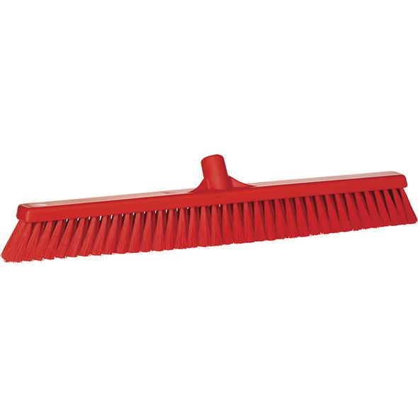 """Vikan 3199 24"""" Small Particle Push Broom"""