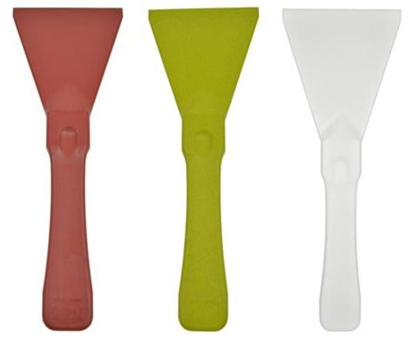 """Metal Detectable 3"""" x 8"""" Small Hand Scraper in 3 Colors"""