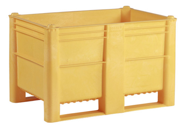 Dolav® Type 800 Containers in Yellow
