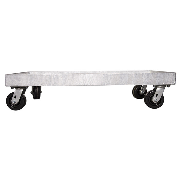 Remco 6913 Galvanized Steel Undercarriage (Side View)