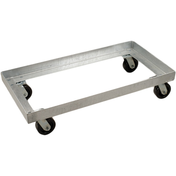 Remco 6913 Galvanized Steel Undercarriage (Angle View)