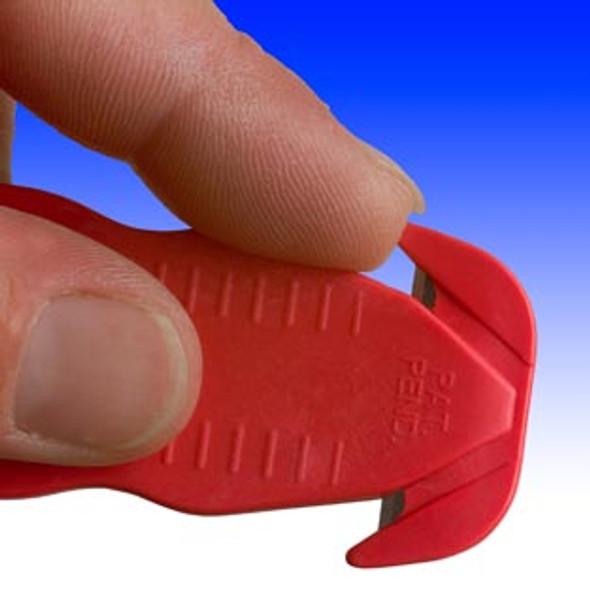 Klever Kutter KCJ-1MD Metal Detectable Safety Knife - Prevents Injuries