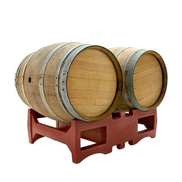 Rack-Master™ 2-Barrel Plastic Wine Barrel Racks