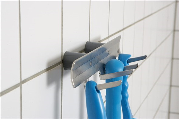 Stainless Steel Wall Bracket for 6 Tools