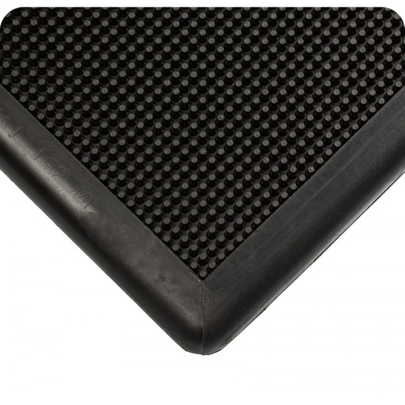 Wearwell Natural Rubber Anti-Fatigue Sanitizing Footbath Mat