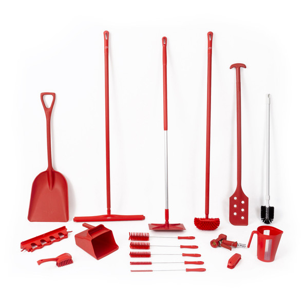 The Brewmeister Brew Kit: 17-Piece Cleaning & Material Handling Tools