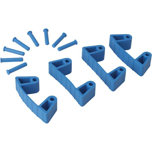 Vikan 1019x Wall Bracket Replacement Clips / Pins
