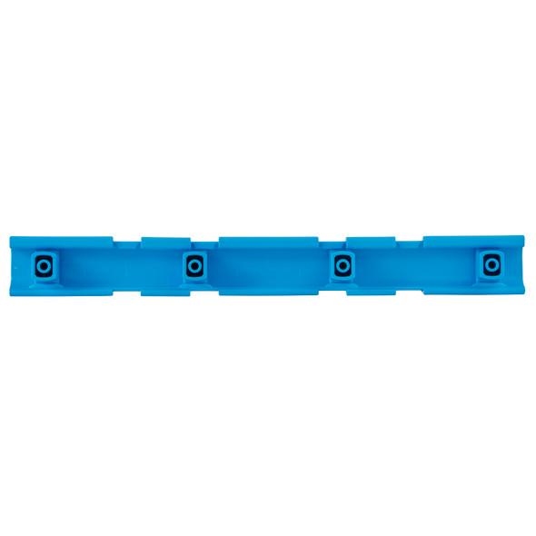 Vikan 1011 Hygienic Hi-Flex Wall Bracket System for 5-10 Tools (Rear)