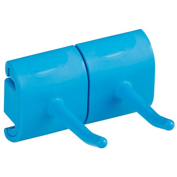 Vikan 1014 Double Hook Module for Hygienic Wall Bracket