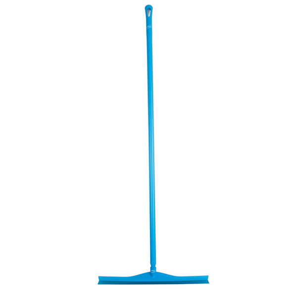 "Vikan 7160 24"" Single Blade Squeegee with 60"" Handle"