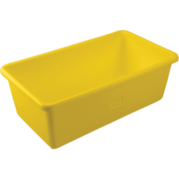 Remco Large Storage Tub Yellow (Inside View)
