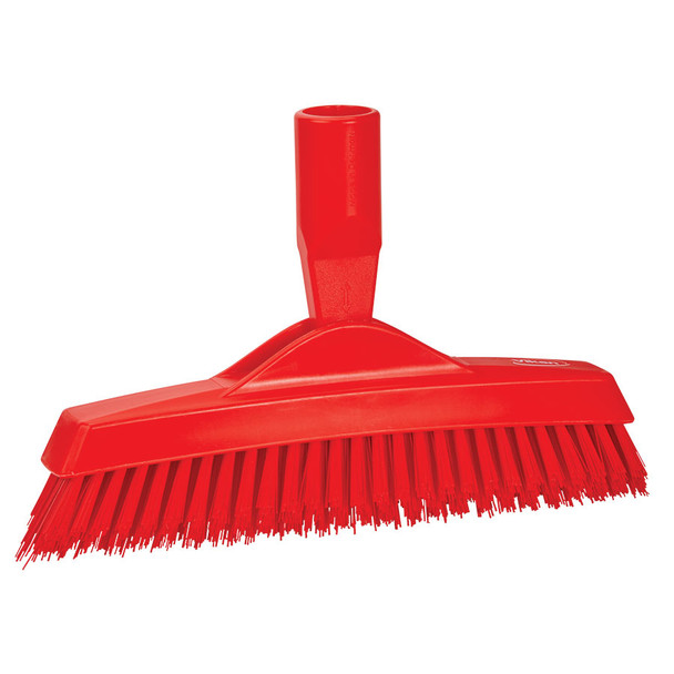 """Vikan 7040 9"""" Extra Stiff Grout Brush (Replacement Head)"""