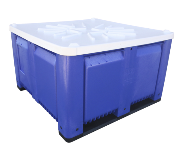 """M48L-WW Lids for MACX48 bulk containers - 48"""" x 48"""" x 3"""""""