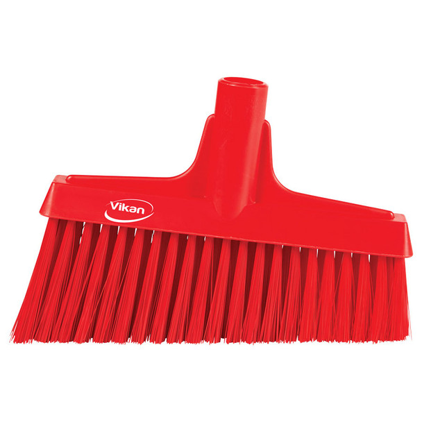 "Vikan 3105 10"" Angle Cut Lobby Broom (Replacement Head)"