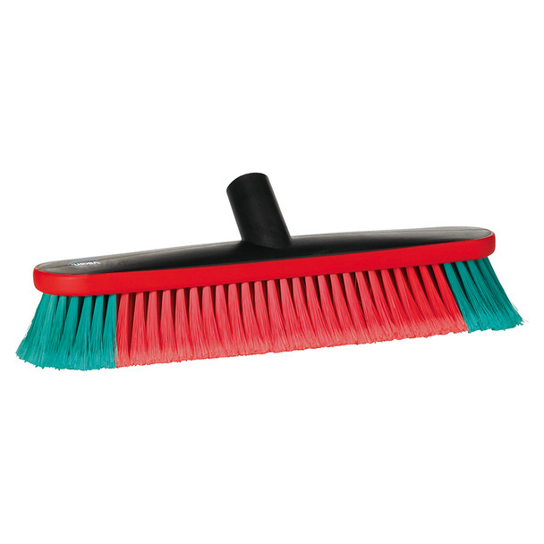 "Vikan 475752 15"" Soft/Split Waterfed Vehicle Brush"