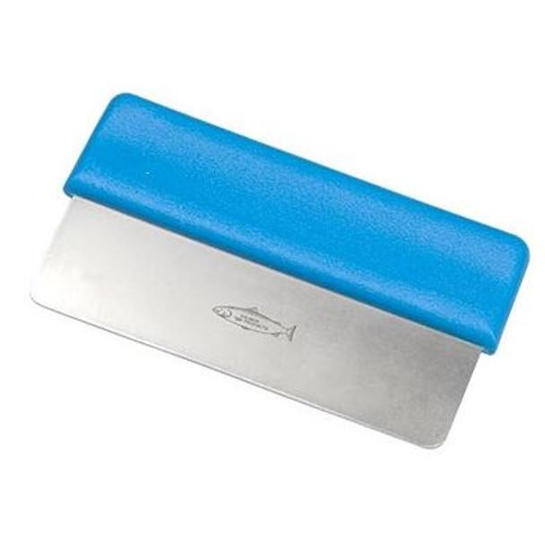 """Hill Brush MSC4 6"""" Stainless Steel """"Scotch"""" Dough Cutter - 3 PK"""