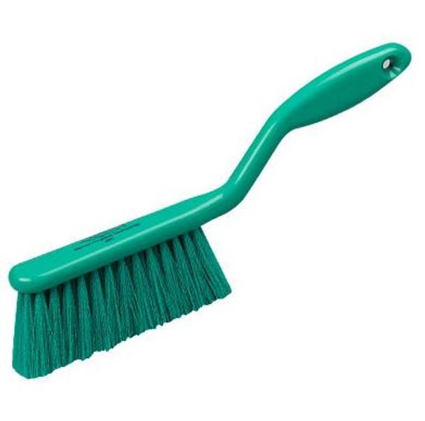 "Hill Brush B861 12"" Soft Raised Handle Bench Brush"
