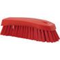 Vikan 3890 Large Stiff Hand Brush (Side View)