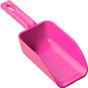 16 oz. Color-Coded Hand Scoop in Pink (Angle View)