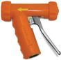 SANI-LAV Model N1 Brass Industrial Mid-Size Spray Nozzle Orange