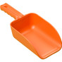 Small 32 oz. Scoop in Orange (Angle View)