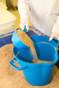 Vikan 5692 5 Gallon Bucket/Pail ideal for material handling