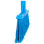"12"" Soft Split Bristle Angle Broom (Edge View)"