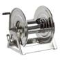 Coxreels 1125-5-100-SP Stainless Steel Hand Crank Hose Reel (Rear Crank)