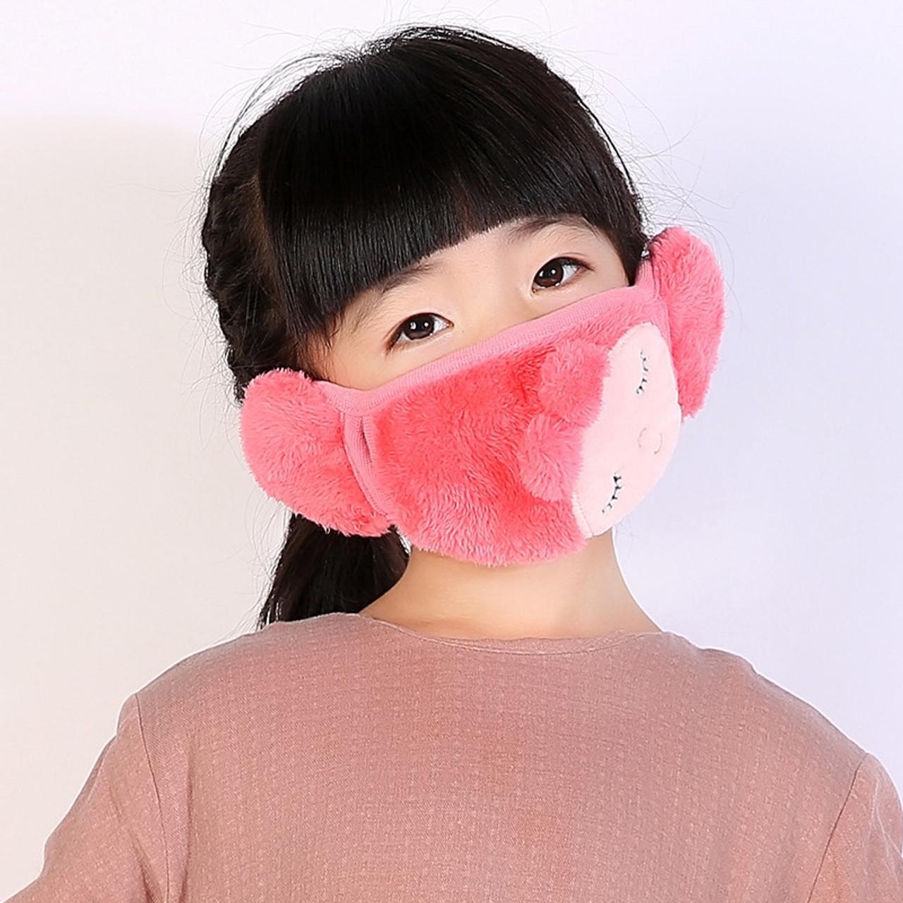 5pcs/Pack winter face mask