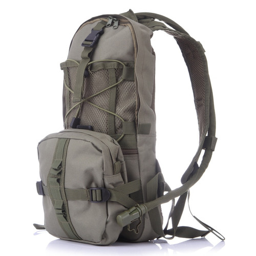 625a3f526 2.5L Water Bag Bladder Hydration Backpack Outdoor Camping Molle Military  Tactical Knapsack Cycling Hiking Climbing