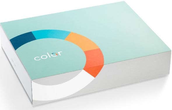Color Hereditary Cancer Test - Genetic Test for Hereditary Cancer Risk, Including Breast, Ovarian, Colon & 5 Other Cancers - Analysis of 30 Genes Including BRCA1 & BRCA2