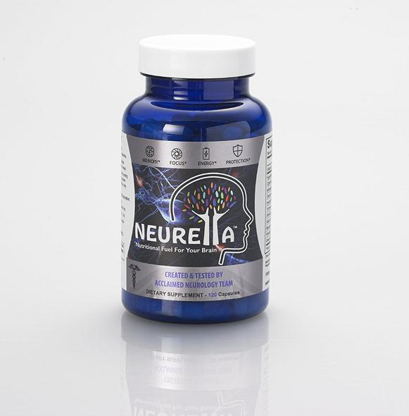 Neurella Extra Strength Brain Supplement – Powerful Brain Food & Memory Booster. Improve Focus, Clarity & Energy. Mental Performance Nootropic – Reduce Memory Loss & Brain Fog. Nutritional Brain Fuel