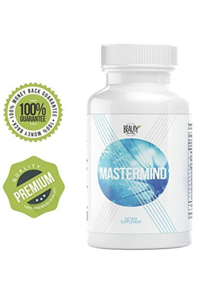 MASTERMIND   Improved concentration   Elevated brain performance   Clear mental vision   Lucid dreams   Higher energy levels   Reduced fatigue   Reduce psychological stress   Mind & memory pills  