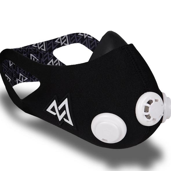 Training Mask Black Original | Elevation, Fitness Mask, Workout Mask, Running Mask, Breathing Mask, Resistance Mask, Elevation Mask, Cardio Mask, Endurance Mask For Fitness