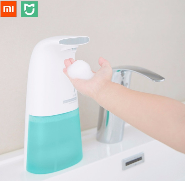Xiaomi Mini Auto Induction Foaming Smart Hand Mi Washer Wash 0.25s Infrared Induction Touch-less Soap