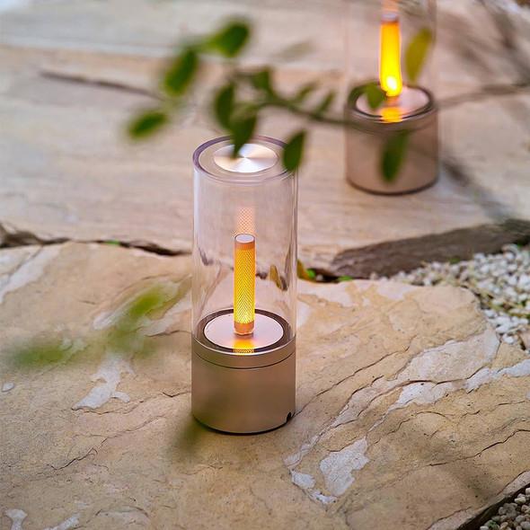 Xiaomi Mijia Yeelight Smart Candle Light Indoor Yeelight Night Table Light Bedside Lamp Remote Touch Control Smart App Bluetooth