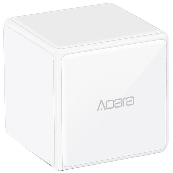 Xiaomi Aqara Mi Magic Cube Controller Zigbee Version Support Upgrade Gateway Smart Home Mijia Device Wireless MiHome APP Control