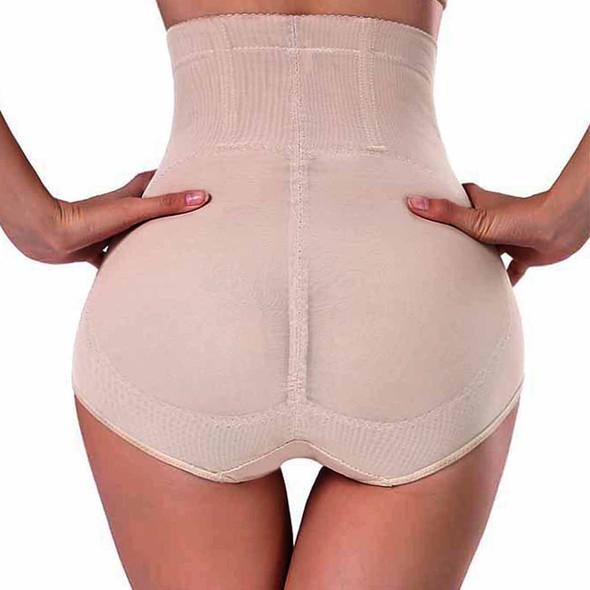 Women Waist Cincher Butt Lifter High Waist Trainer Control Panties Body Shaper Tummy Girdle Slimming Underwear Control Briefs
